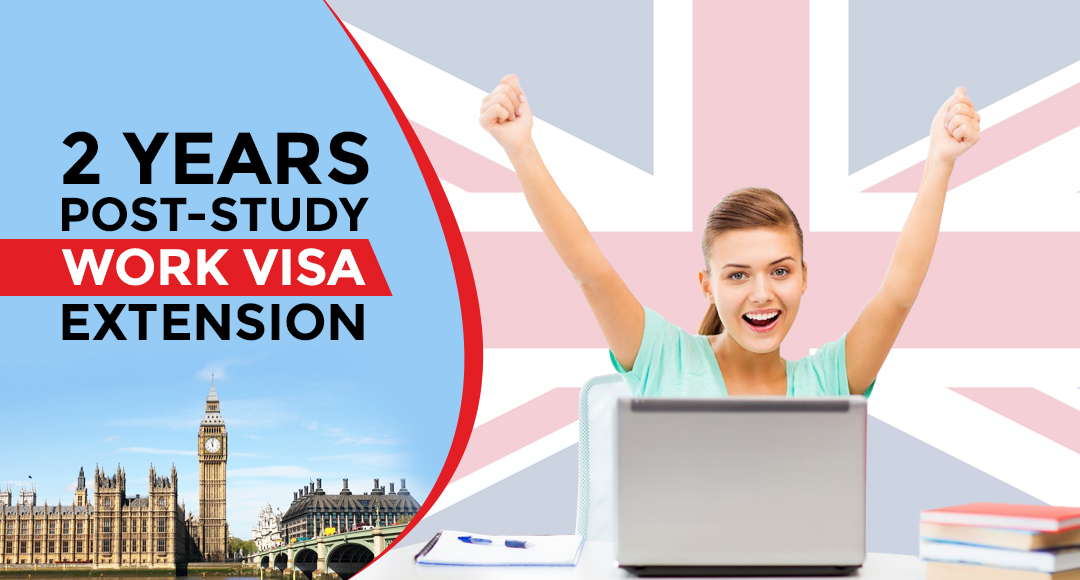 2 years post-study work visa extension